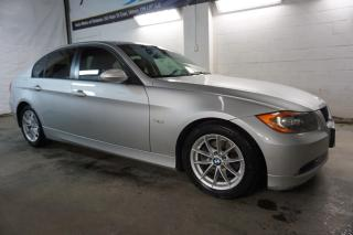 Used 2006 BMW 3 Series 325i BLUETOOTH HEATED LEATHER SEAT ALLOYS AUX FOG LIGHTS PUSH START for sale in Milton, ON