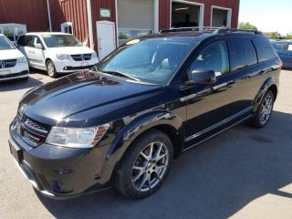 Used 2013 Dodge Journey R/T AWD AWD! Leather! Nav! for sale in Dunnville, ON