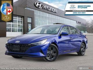 New 2021 Hyundai Elantra Preferred w/Sun & Tech Package IVT  - $158 B/W for sale in Brantford, ON