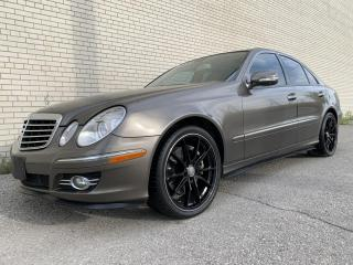 Used 2008 Mercedes-Benz E-Class E350 AMG 4Matic for sale in Etobicoke, ON