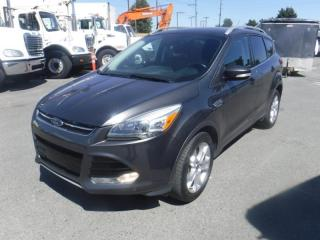 Used 2015 Ford Escape Titanium 4WD for sale in Burnaby, BC
