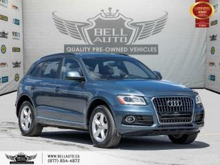 Used 2017 Audi Q5 2.0T Komfort, AWD, PanoRoof, NoAccident, Sensors,MemoSeat for sale in Toronto, ON