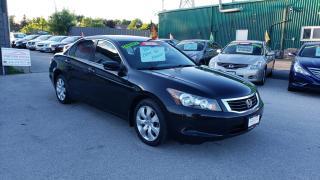 Used 2009 Honda Accord EX-L **SUNROOF / LEATHER HEATED SEATS*** for sale in Burlington, ON