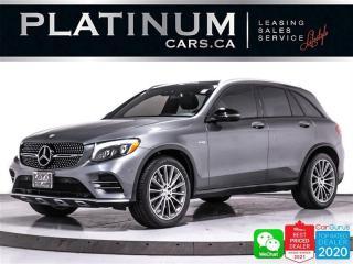 Used 2017 Mercedes-Benz GL-Class AMG GLC43, AMG PKG, NAV, HEATED, 360CAM, BT for sale in Toronto, ON
