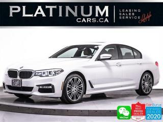 Used 2018 BMW 5 Series 530i xDrive, AWD, MSPORT, CAM, NAV, HEATED,SUNROOF for sale in Toronto, ON