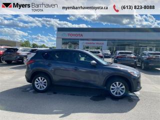 Used 2015 Mazda CX-5 GS  - Sunroof -  Heated Seats for sale in Ottawa, ON
