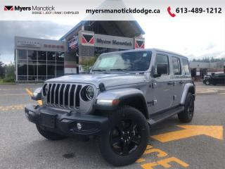 New 2021 Jeep Wrangler - $367 B/W for sale in Ottawa, ON