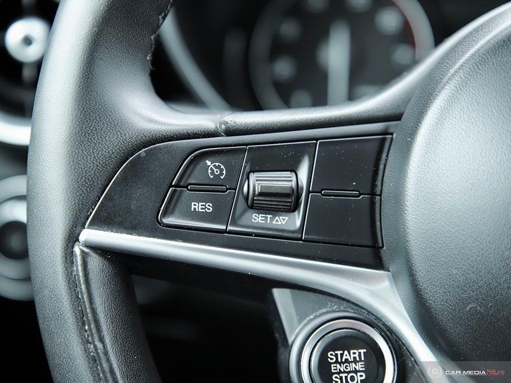 2017 Alfa Romeo Giulia Base