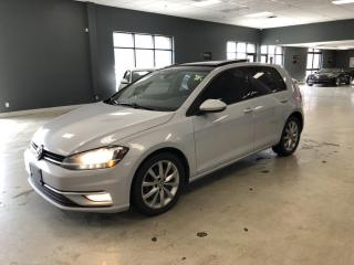 Used 2018 Volkswagen Golf COMFORTLINE*PANO*APPLE CAR-PLAY*NO ACCIDENTS*CERTI for sale in North York, ON
