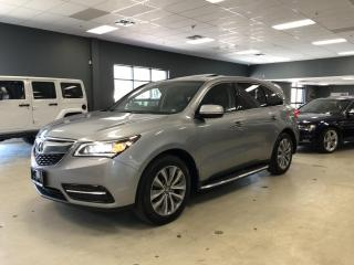 Used 2016 Acura MDX TECHNOLOGY*7-PASS*NO ACCIDENTS*CERTIFIED* for sale in North York, ON