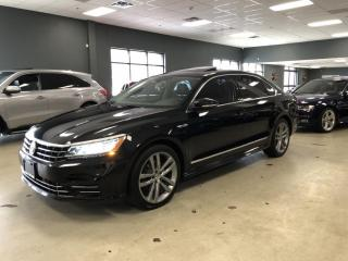 Used 2017 Volkswagen Passat 1.8T HIGHLINE*R-LINE*FULLY LOADED*NO ACCIDENTS*CER for sale in North York, ON
