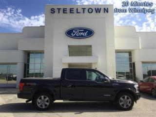 Used 2018 Ford F-150 Lariat  - Leather Seats -  Cooled Seats for sale in Selkirk, MB
