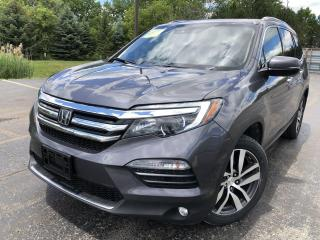 Used 2018 Honda Pilot Touring AWD for sale in Cayuga, ON