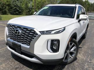 Used 2020 Hyundai PALISADE LUXURY HTRAC AWD for sale in Cayuga, ON