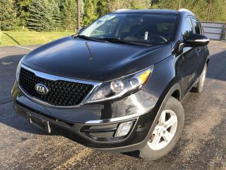 Used 2015 Kia Sportage LX 2WD for sale in Cayuga, ON