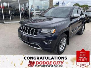 Used 2016 Jeep Grand Cherokee Limited for sale in Saskatoon, SK