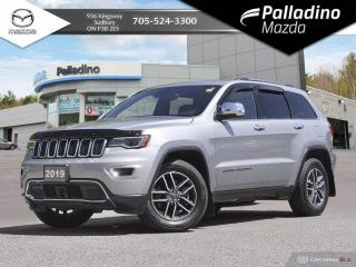 Used 2019 Jeep Grand Cherokee Limited - HEMI - 7200LBS TOWING - SAFETY FEATURES for sale in Sudbury, ON