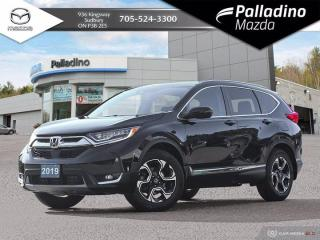 Used 2019 Honda CR-V Touring - NO ACCIDENTS - FULLY LOADED for sale in Sudbury, ON