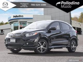 Used 2020 Honda HR-V Sport - ONE OWNER - NO ACCIDENTS - 6 SPEAKER AUDIO for sale in Sudbury, ON