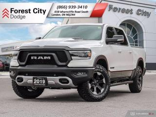 Used 2019 RAM 1500 Rebel for sale in London, ON