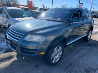 Used 2005 Volkswagen Touareg V8 for sale in Peterborough, ON