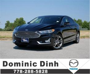 Used 2019 Ford Fusion Titanium HEV for sale in Richmond, BC