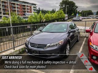 Used 2015 Honda Accord Sedan Touring Sedan AT for sale in Port Moody, BC