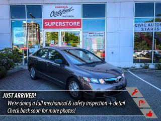 Used 2011 Honda Civic Sdn DX-G for sale in Port Moody, BC