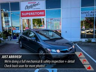 Used 2011 Honda Civic Sdn EX-L Sedan 5-Speed AT for sale in Port Moody, BC