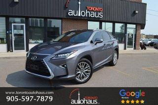 Used 2016 Lexus RX 350 Executive I Panorama I NAVI I Mark Lev. Sound for sale in Concord, ON