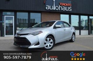 Used 2018 Toyota Corolla LE I LANE DEPART I COLL. ASSIST I CAMERA for sale in Concord, ON