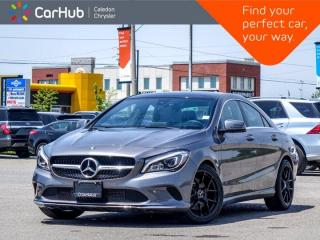 Used 2019 Mercedes-Benz CLA-Class 250 4Matic Navigation Sunroof Bluetooth Backup Camera Bluetooth Heated Front Seats 18