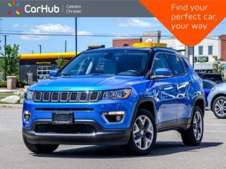 Used 2020 Jeep Compass Limited 4x4 Bluetooth Backup Camera Remote Start Leather Heated Front Seats 18