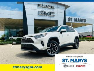Used 2019 Toyota RAV4 LIMITED  for sale in St. Marys, ON