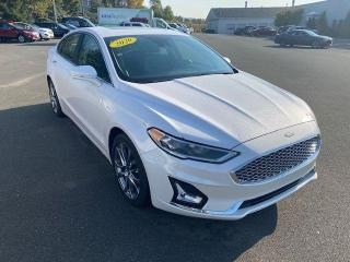 Used 2020 Ford Fusion Hybrid Titanium for sale in Woodstock, NB