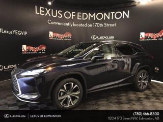 New 2021 Lexus RX 350 Luxury Package for sale in Edmonton, AB