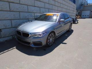 New 2020 BMW 5 Series 530e xDrive   Fully Loaded   Premium Leather   LOW KM for sale in Fredericton, NB
