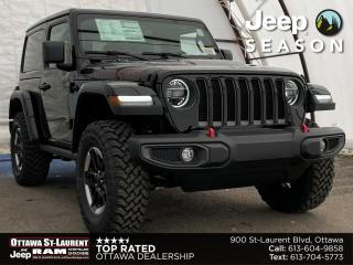 New 2021 Jeep Wrangler RUBICON for sale in Ottawa, ON