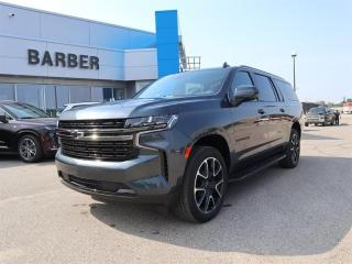 New 2021 Chevrolet Suburban 4x4 Rst for sale in Weyburn, SK