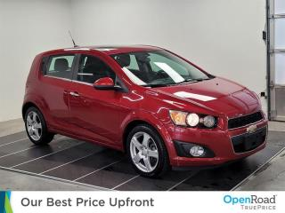 Used 2014 Chevrolet Sonic LT 5 Dr Hatchback at for sale in Port Moody, BC