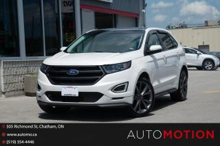 Used 2016 Ford Edge SPORT for sale in Chatham, ON