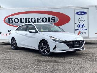 New 2021 Hyundai Elantra Ultimate for sale in Midland, ON
