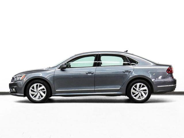 2018 Volkswagen Passat COMFORTLINE LEATHER SUNROOF BACKUP CAMERA