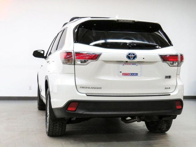2016 Toyota Highlander Hybrid XLE AWD Nav Leather Sunroof Backup Cam