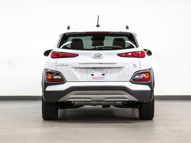 2018 Hyundai KONA Ultimate AWD Nav Leather Sunroof Backup Cam