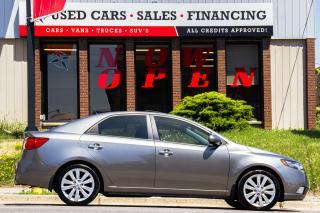 Used 2011 Kia Forte SX | Auto | Leather | Sunroof | Alloys | Tinted for sale in Oshawa, ON