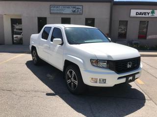 Used 2013 Honda Ridgeline SPORT,ONE OWNER,LOW MILEAGE !!CERTIFIED for sale in Burlington, ON