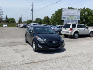 Used 2012 Hyundai Elantra GLS for sale in Komoka, ON