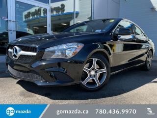 Used 2014 Mercedes-Benz CLA-Class CLA250 - LEATHER, BLUETOOTH, MEMORY SEATS, LOW KMS! for sale in Edmonton, AB
