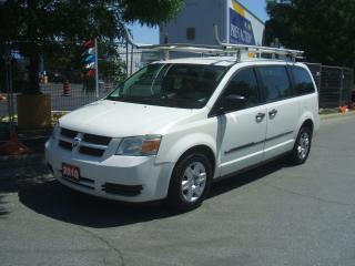 Used 2010 Dodge Grand Caravan C/V      LADDER RACK      REAR SHELVES for sale in York, ON